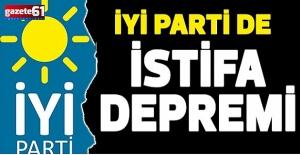 Koray Aydın duyurdu! İYİ Parti'de istifa depremi