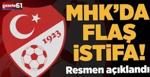 Metin Tokat MHK'dan istifa etti!