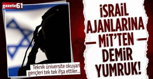 Mossad casuslarına MİT operasyonu: 15 kiralık katil...
