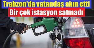 Trabzon#039;da vatandaşlar akın...