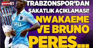 Trabzonspor'da sakatlık şoku yaşanıyor.