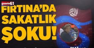 Trabzonspor - Fenerbahçe maçında Nwakaeme sakatlandı!