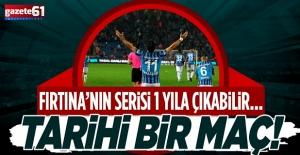 Trabzonspor'un rekoru bir yıla dayandı