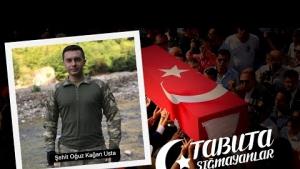 Trabzonsporlu şehit herkesi duygulandırdı! Kabrinde bordo mavi forma var