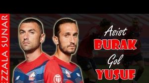 Yusuf Yazıcı gol attı; Lille, Monaco'yu devirdi